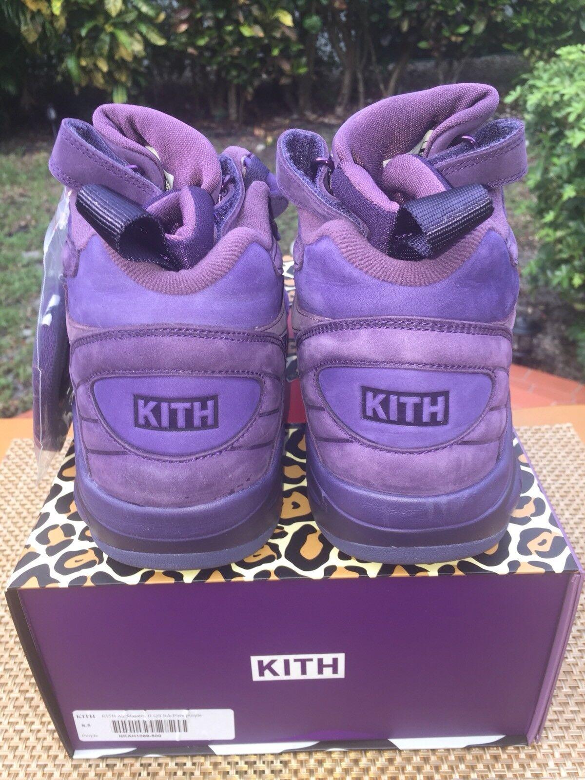 new concept c9e77 2337b ... Kith x Nike Nike Nike Air Maestro II QS Ink Pure Purple Pippen NKAH1069  500 Sz ...