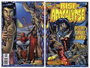 rise of apocalypse 2 mt nm 9 8 mint 1996 origin story x men