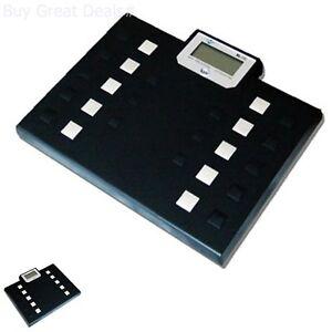 Talking Bathroom Scale 550lb Body Weight Capacity Large Heavy Duty Digital Weigh Ebay