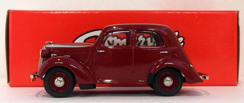 Somerville Modells 1 43 Scale 152 - 1939 Vauxhall 10 H-Type - Maroon