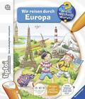 Tiptoi® Wir reisen durch Europa von Susanne Gernhäuser (2014, Ringbuch)