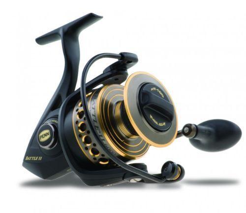 Penn BATTLE II 3000 Spin Fishing Spin Reel  Warranty  Free Postage BRAND NEW