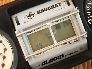 Beuchat aladin pro dive computer console uwatec scubapro - Aladin dive computer ...