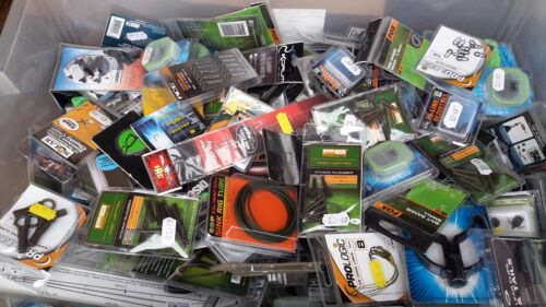 100 MIXED FISHING TACKLE ITEMS END GEAR SHOP CLEARANCE SPECIAL OFFER