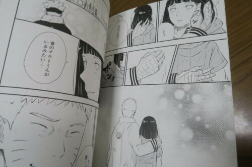 carbonate NARUTO doujinshi Naruto X Hinata A5 20pages soda Naniwonaseba