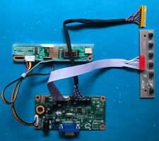 T.VST56 For LP171WX2-A4K8 LCD ED controlador Driver Board TV+HDMI+VGA+CVBS+USB