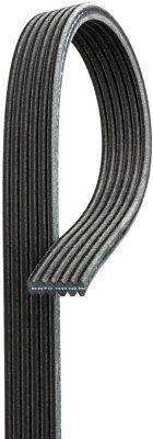 For VW Jetta 2.0 L4 11-15 Serpentine Belt Dual Sided Micro-V Gates DK060504