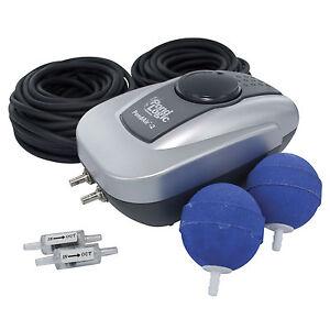 Airmax 174 Pondair 2 Amp Pondair 4 Pond Aeration Systems Ebay