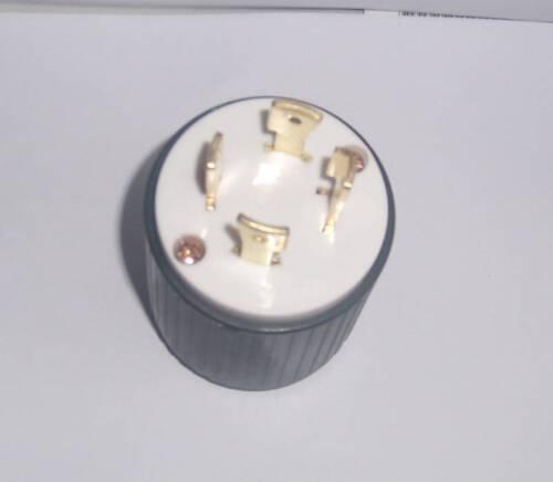 L14-30P L14-30 Locking 4 Prong Plug 30A 125//250V UL APPROVED  generic