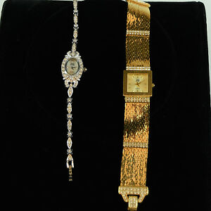 Image is loading Nolan-Miller-Costume-Jewelry-Watches-Japan-Movement & Nolan Miller Costume Jewelry Watches Japan Movement | eBay