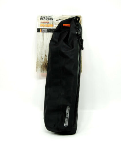 Ortlieb F994101 Frame-Pack Toptube Bicycle Waterproof Frame Bag 4L Black