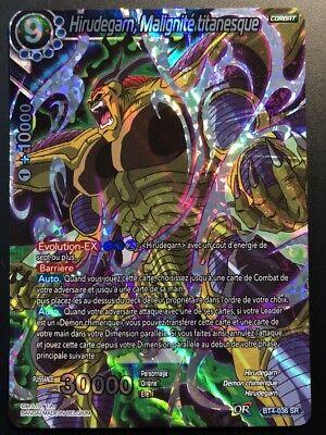 ESPACE ABSOLU BT4-101 SR DBZ FR NEUF Carte Dragon Ball Super TRUNKS SS3