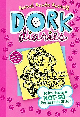 Dork Diaries 10: Tales Not-So-Perfect by Rachel Renée Russell (Hardcover) NEW