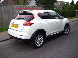 Image Is Loading NISSAN JUKE REAR ROOF SPOILER NEW
