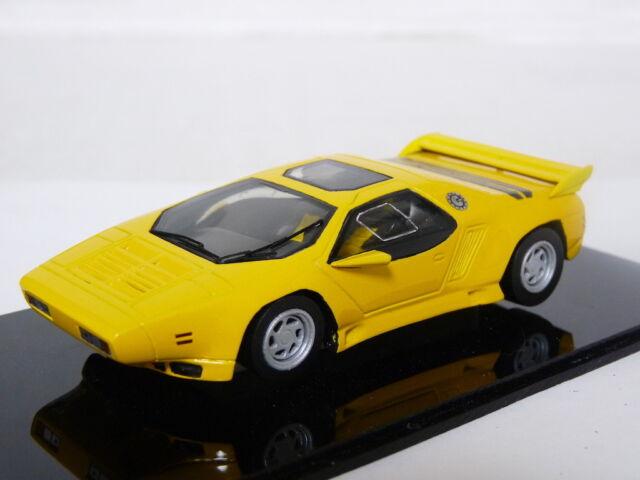 Ban Seng BAN014B 1/43 1990 Vector W8 Handmade Resin Model Car