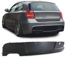 REAR SPOILER FOR USE M SPORT BUMPER FOR BMW 1 series  E81 E87 04-13