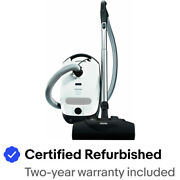 Miele Classic C1 Cat and Dog Canister Vacuum Cleaner - Certified Refurbished