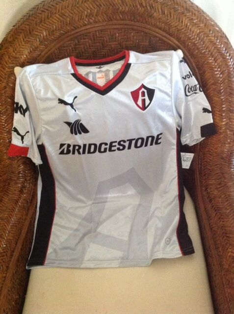 41bba91dfc5 PUMA Atlas Soccer/futbol Jersey/shirt Mexico Liga MX NWT SIZE L Men's