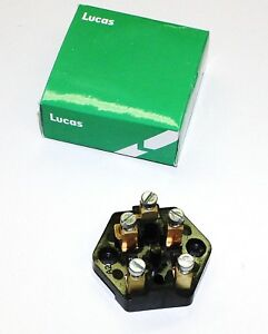 jowett javelin jupiter bradford van lucas sf6 fuse box ebay rh ebay co uk Fuse Box vs Breaker Box Electrical Panel