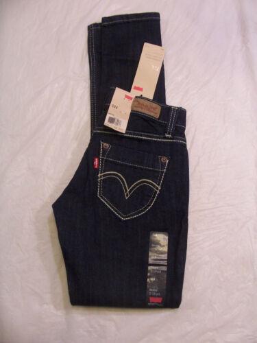 con 114990003 Nuovo Leg Dark etichette Denim Colore 524 Jeans Levis Skinny vw8PPq