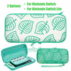 Animal Crossing Carrying Case Protective Bag For Nintendo Switch