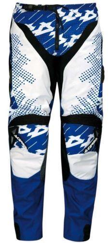 "NEW ACERBIS BLUE 38/"" MOTOCROSS ENDURO PANTS OFF ROAD TROUSERS CR CRF KTM SX KX"