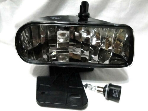 Driving Fog Light Lamp w//Light Bulb Driver Side Fit 1999-2002 Sierra