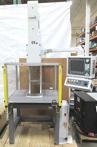 Schmidt-420-4304200-Servo-Press-420-4-Ton-Press-400V-AC-w-Press-Control-4000