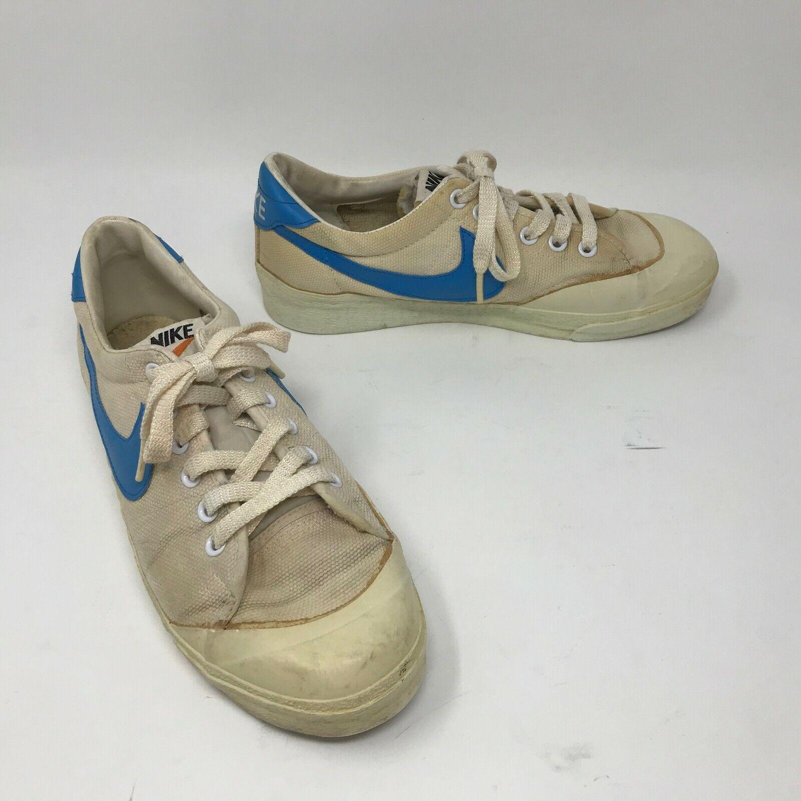 RARE Vintage Original 1986 Nike Court
