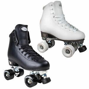 Rookie Patins à Roulettes Artistique Roller-Skates Rollerschuhe Retro Neuf