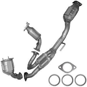 Fits 2003 2004 2005 2006 2007 Nissan Murano 3.5L V6 P//Side Catalytic Converter