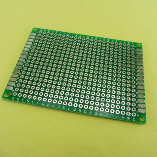 Soldering Fiber-glass 5x7cm 2.54mm Test Prototype Universal Circuit Board PCB