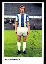 Laszlo Gergely Hertha BSC Berlin TOP Foto Original Signiert +A 102721