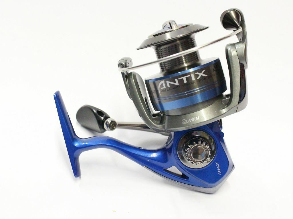 Quantum Antix AN40F Fishing Reel-Coffret