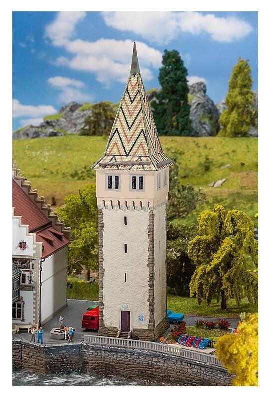 40% de descuento Faller 232316N Mangturm Mangturm Mangturm Lindau Kit Construcción Nuevo Emb. Orig.  venta caliente en línea