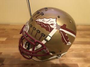 Schutt NCAA Florida State Seminoles Collectible Replica Helmet