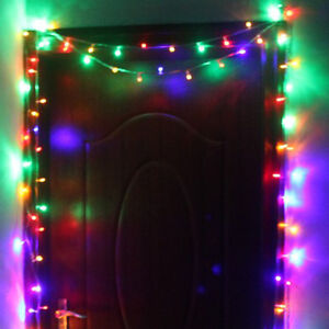 Outdoor Multi Color 10m 100led Christmas Fairy Party