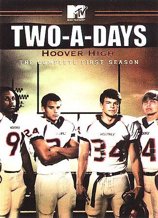 Two-A-Days Hoover High - The Complete First Season DVD, 2006, Multi-Disc Set  - $5.00