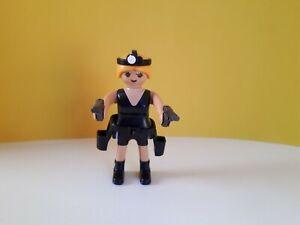 playmobil polizist schwarze jacke