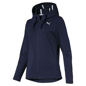 PUMA-Women-039-s-Modern-Sport-Full-Zip-Hoodie