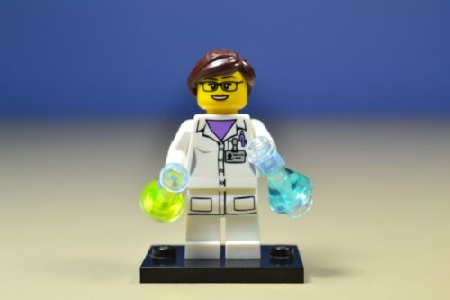 LEGO MINIFIGURES SERIES 11 71002 Lady Scientist