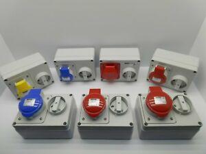 GEWISS-16-32-AMP-110-240-440-VOLT-IP44-INTERLOCKED-SWITCHED-SOCKET-WATERPROOF
