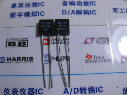 1x RNC90Z 13K158 AR Vishay RNC90 Series Metal Foil Resistors Y118913K1580AR0L