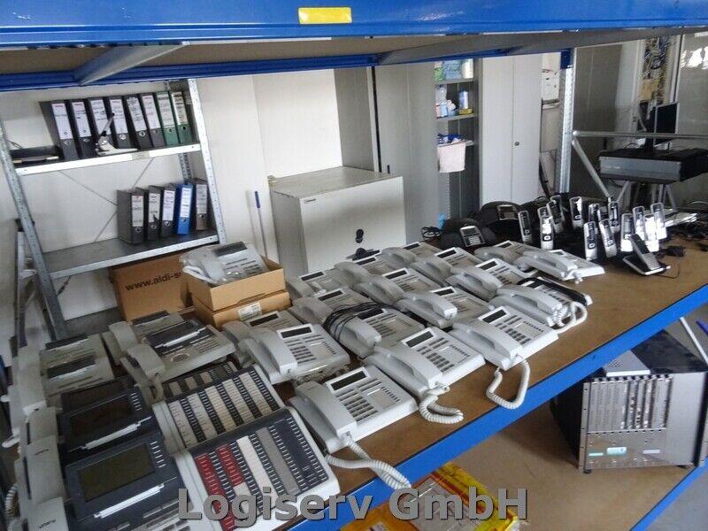 Bild 1 - Telefonanlage HiPath 3800 Telefone OpenStage HeadSet GigaSet Telefonie