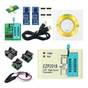 Socket Adpter Programmer USB Programmer Module High Speed SPI Flash 12MBPS Programmer Support EZP2019 USB 2.0 Interface Programmer Support