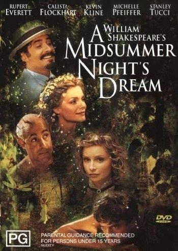 A Midsummer Night's Dream (1998) Sophie Marceau-Calista Flockhart-Rupert Everett