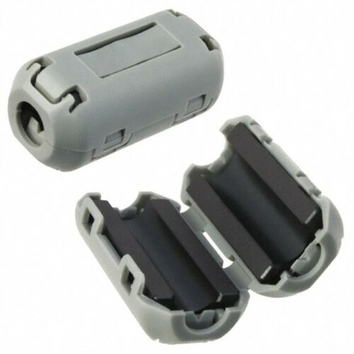 3X 3 Pc Lot TDK 9mm Clip-on RFI EMI AV Wire Lead Filter Ferrite ZCAT2017-0930