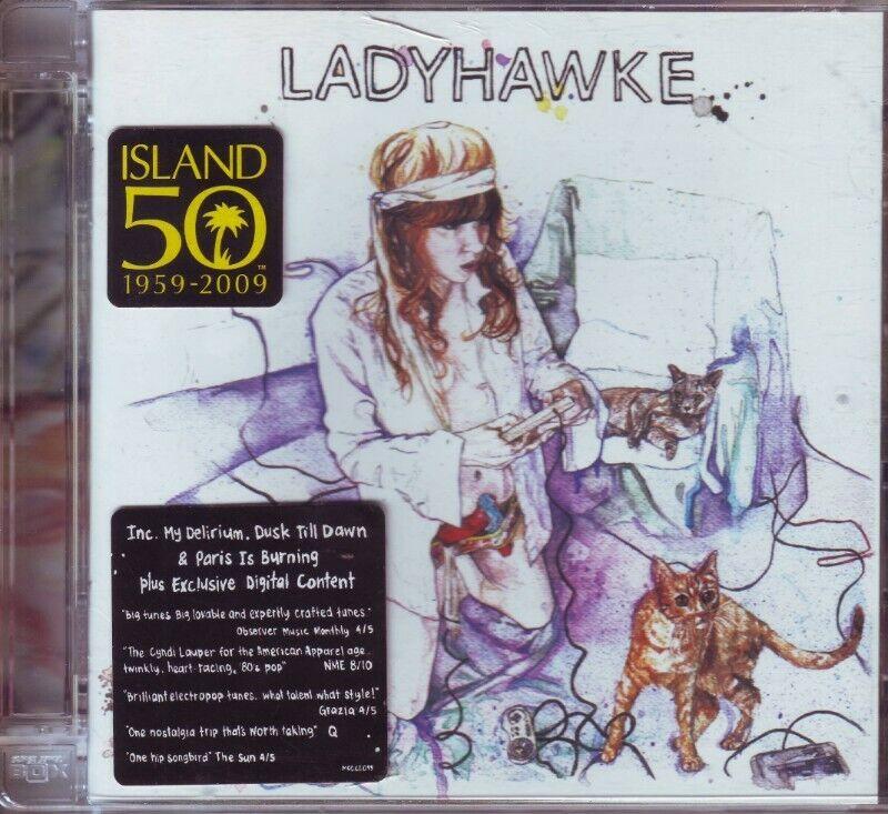 Ladyhawke - Ladyhawke (CD)