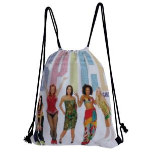 Spice Girls Rucksack Hipster Beutel Gymsack Tasche Sportbeutel p27 v0039