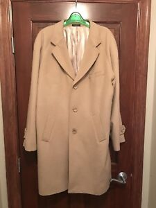 Top Camel Tan Coat Heren 42r wOmn0vN8
